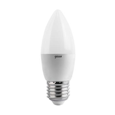 Лампа 4W E27 4100K LED Gauss свеча металл Gaussсветодиодные<br>Лампа 4W E27 4100K LED Gauss свеча металл. Бренд - Gauss. тип цоколя - E27. тип лампы - LED. ширина/диаметр - 40. мощность - 4.<br><br>популярные производители: Gauss<br>тип цоколя: E27<br>тип лампы: LED<br>ширина/диаметр: 40<br>максимальная мощность лампочки: 4