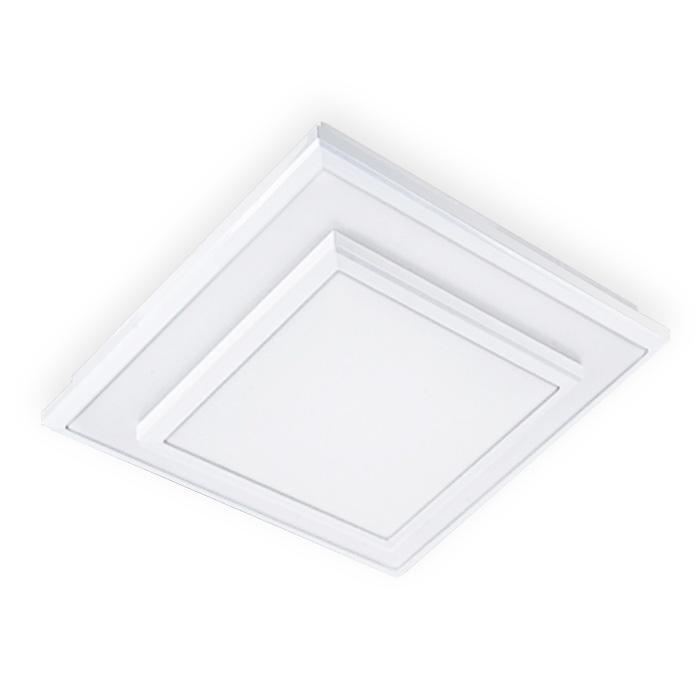 Накладной потолочный светильник WLS-16W Белый теплый