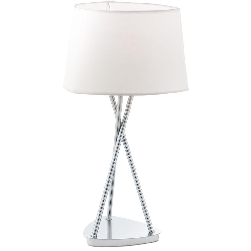 Настольная лампа 92893 EGLO (Настольная лампа для гостиной,Настольная лампа для спальни,Настольная лампа с абажуром,для гостиной,с абажуром,для спальни)