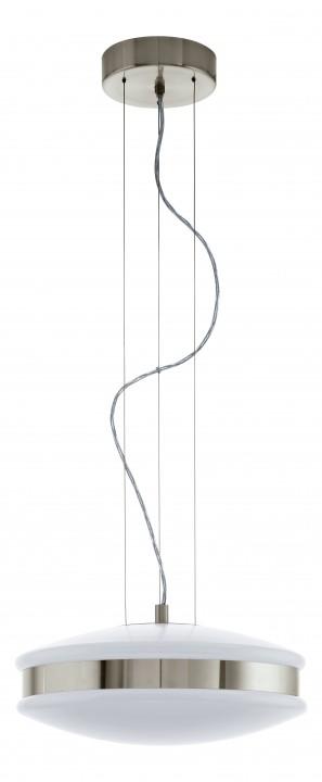 Потолочная люстра подвесная 93635 EGLOподвесные<br>Светодиодный подвес CORVOLO, 2х13,5W (LED), ?385, никель/белый пластик. Бренд - EGLO. материал плафона - пластик. цвет плафона - белый. тип лампы - LED. ширина/диаметр - 760. мощность - 13.5. количество ламп - 2.<br><br>популярные производители: EGLO<br>материал плафона: пластик<br>цвет плафона: белый<br>тип лампы: LED<br>ширина/диаметр: 760<br>максимальная мощность лампочки: 13.5<br>количество лампочек: 2