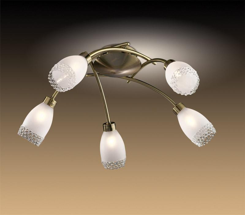 Потолочная люстра накладная 1803/5C Odeon Lightнакладные<br>1803/5C ODL09 187 бронза Люстра  G9 5*40W 220V LERTA. Бренд - Odeon Light. материал плафона - стекло. цвет плафона - белый. тип цоколя - G9. тип лампы - галогеновая или LED. ширина/диаметр - 530. мощность - 40. количество ламп - 5.<br><br>популярные производители: Odeon Light<br>материал плафона: стекло<br>цвет плафона: белый<br>тип цоколя: G9<br>тип лампы: галогеновая или LED<br>ширина/диаметр: 530<br>максимальная мощность лампочки: 40<br>количество лампочек: 5