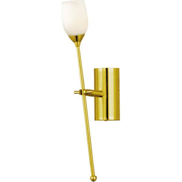 Бра B-891/1 satin gold N-LightНастенные и бра<br>B-891/1 satin gold. Бренд - N-Light. материал плафона - стекло. цвет плафона - белый. тип цоколя - E14. тип лампы - накаливания или LED. ширина/диаметр - 70. мощность - 40. количество ламп - 1.<br><br>популярные производители: N-Light<br>материал плафона: стекло<br>цвет плафона: белый<br>тип цоколя: E14<br>тип лампы: накаливания или LED<br>ширина/диаметр: 70<br>максимальная мощность лампочки: 40<br>количество лампочек: 1