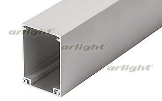 Эстетичный анодированный профиль для светодиодных систем освещения. Состоит из 2-х частей - основани Arlight