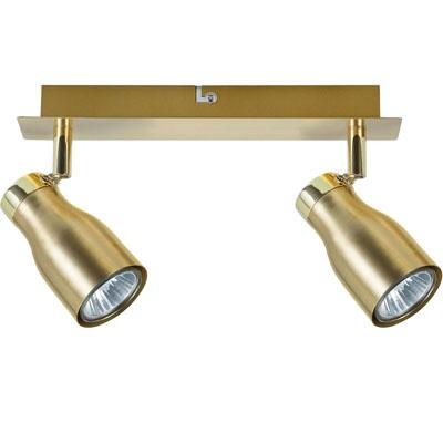 спот 66600 PaulmannСпоты<br>Светильник настенно-потолочный Tinka 2x50W GU10 230V тертая латунь. Бренд - Paulmann. материал плафона - металл. цвет плафона - латунь. тип цоколя - GU10. тип лампы - галогеновая или LED. ширина/диаметр - 55. мощность - 50. количество ламп - 2.<br><br>популярные производители: Paulmann<br>материал плафона: металл<br>цвет плафона: латунь<br>тип цоколя: GU10<br>тип лампы: галогеновая или LED<br>ширина/диаметр: 55<br>максимальная мощность лампочки: 50<br>количество лампочек: 2