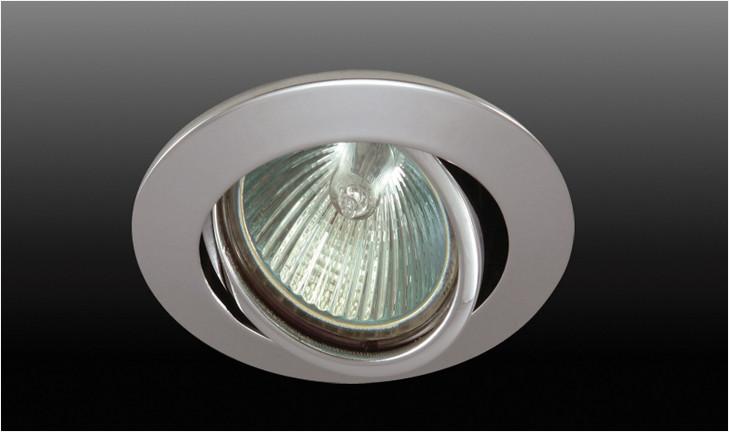 Точечный светильник A1506.01 Donoluxвстраиваемые<br>DL347MC Donolux Светильник встраиваемый поворотный MR16,max 50w GU5,3 D 83 H 26, мат.хром. Бренд - Donolux. тип цоколя - GU5.3. тип лампы - галогеновая или LED. ширина/диаметр - 83. мощность - 50. количество ламп - 1.<br><br>популярные производители: Donolux<br>тип цоколя: GU5.3<br>тип лампы: галогеновая или LED<br>ширина/диаметр: 83<br>максимальная мощность лампочки: 50<br>количество лампочек: 1