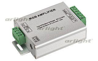 RGB-усилитель LN-12A (12-24V, 144-288W) Arlight от Дивайн Лайт