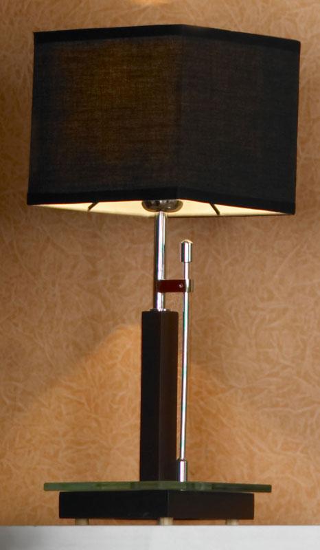 Настольная лампа LSF-2574-01 LussoleНастольные лампы<br>LSF-2574-01. Бренд - Lussole. материал плафона - ткань. цвет плафона - черный. тип цоколя - E14. тип лампы - накаливания или LED. ширина/диаметр - 180. мощность - 60. количество ламп - 1.<br><br>популярные производители: Lussole<br>материал плафона: ткань<br>цвет плафона: черный<br>тип цоколя: E14<br>тип лампы: накаливания или LED<br>ширина/диаметр: 180<br>максимальная мощность лампочки: 60<br>количество лампочек: 1