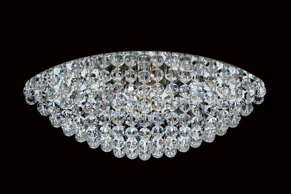 Потолочная люстра накладная 12.R.01.8502.668/20- G9 Ovaxнакладные<br>Люстра Swarovski Regatta, хром. Бренд - Ovax. материал плафона - Swarovski STRAASS. цвет плафона - прозрачный. тип цоколя - G9. тип лампы - галогеновая или LED. ширина/диаметр - 215. мощность - 60. количество ламп - 2.<br><br>популярные производители: Ovax<br>материал плафона: Swarovski STRAASS<br>цвет плафона: прозрачный<br>тип цоколя: G9<br>тип лампы: галогеновая или LED<br>ширина/диаметр: 215<br>максимальная мощность лампочки: 60<br>количество лампочек: 2