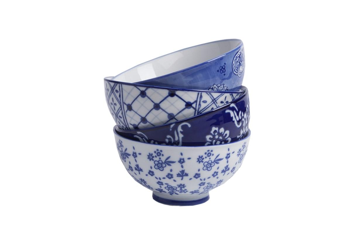 Набор из 4 пиал в подарочной упаковке Mercury DG-HOMEСервизы и наборы посуды<br>. Бренд - DG-HOME. ширина/диаметр - 110. материал - Костяной фарфор. цвет - Белый, синий.<br><br>популярные производители: DG-HOME<br>ширина/диаметр: 110<br>материал: Костяной фарфор<br>цвет: Белый, синий