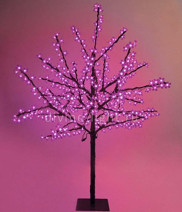 540L-P Laitcomсветодиодные деревья<br>12-082, Сакура, выс.1,5 м, 540 led, 24V., розовый. Бренд - Laitcom. количество ламп - 540.<br><br>популярные производители: Laitcom<br>количество лампочек: 540