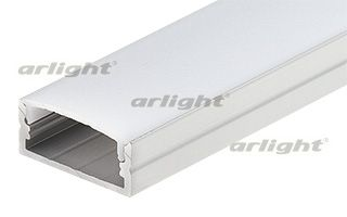 Профиль ARH-WIDE-H10-2000 ANOD Arlight от Дивайн Лайт