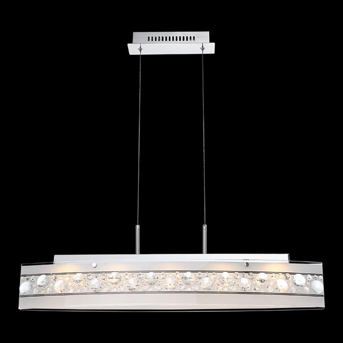 Подвесной  потолочный светильник 48175-18H Globoподвесные<br>48175-18H. Бренд - Globo. материал плафона - стекло. цвет плафона - белый. тип лампы - LED. ширина/диаметр - 500. мощность - 3. количество ламп - 6.<br><br>популярные производители: Globo<br>материал плафона: стекло<br>цвет плафона: белый<br>тип лампы: LED<br>ширина/диаметр: 500<br>максимальная мощность лампочки: 3<br>количество лампочек: 6