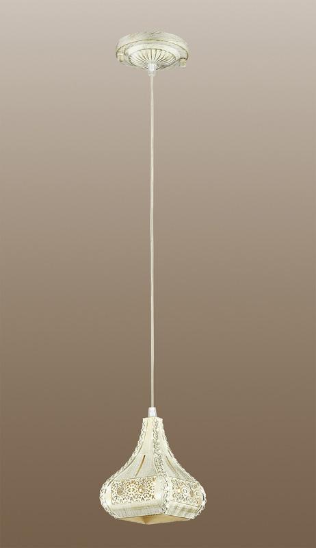 Подвесной  потолочный светильник 2845/1подвесные<br>2845/1 ODL16 157 белый/зол.патина /декор хрусталь Подвес E14 40W 220V BAHAR. Бренд - Odeon Light. тип лампы - накаливания или LED. количество ламп - 1. тип цоколя - E14. мощность - 40. цвет арматуры - белый. цвет плафона - белый. материал арматуры - металл. материал плафона - металл. высота - 1200. ширина/диаметр - 170. длина - 170. степень защиты ip - 20. форма - другое. стиль - классический. страна происхождения - Италия. коллекция - BAHAR. напряжение - 220.<br><br>Бренд: Odeon Light<br>тип лампы: накаливания или LED<br>количество ламп: 1<br>тип цоколя: E14<br>мощность: 40<br>цвет арматуры: белый<br>цвет плафона: белый<br>материал арматуры: металл<br>материал плафона: металл<br>высота: 1200<br>ширина/диаметр: 170<br>длина: 170<br>степень защиты ip: 20<br>форма: другое<br>стиль: классический<br>страна происхождения: Италия<br>коллекция: BAHAR<br>напряжение: 220