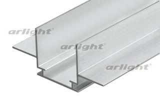 Алюминиевый профиль-держатель для встраивания в гипсокартон толщиной 16мм. В TEK-PLS можно установит Arlight