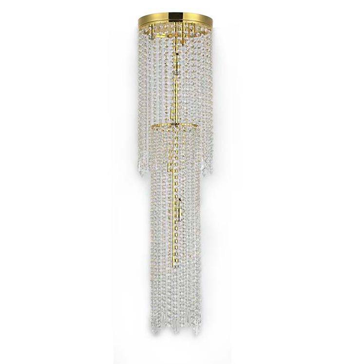 Donolux Потолочная люстра накладная C110231/8gold