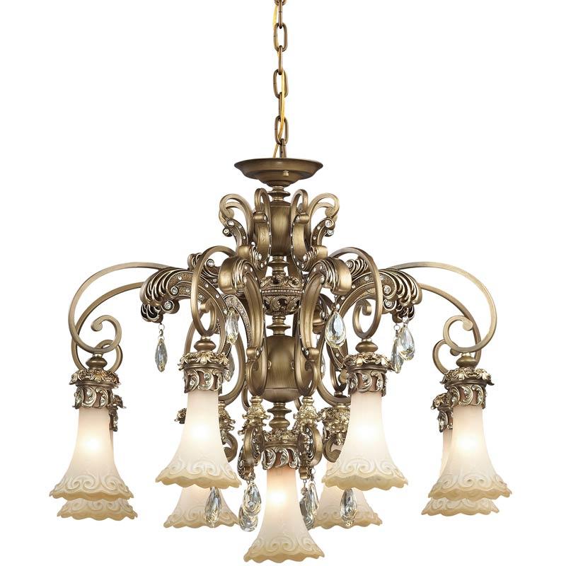 Потолочная люстра подвесная 2431/9 Odeon Lightподвесные<br>2431/9 ODL13 620 бронза/хрусталь Люстра  E14 9*60W 220V PONGA. Бренд - Odeon Light. материал плафона - стекло. цвет плафона - белый. тип цоколя - E14. тип лампы - галогеновая или LED. ширина/диаметр - 840. мощность - 60. количество ламп - 9.<br><br>популярные производители: Odeon Light<br>материал плафона: стекло<br>цвет плафона: белый<br>тип цоколя: E14<br>тип лампы: галогеновая или LED<br>ширина/диаметр: 840<br>максимальная мощность лампочки: 60<br>количество лампочек: 9