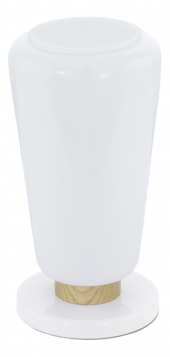 Настольная лампа 93691 EGLOНастольные лампы<br>Настольная лампа PENTONE, 1х60W (E27), H260, сталь, дуб/опаловое стекло. Бренд - EGLO. материал плафона - стекло. цвет плафона - белый. тип цоколя - E27. тип лампы - накаливания или LED. ширина/диаметр - 135. мощность - 60. количество ламп - 3.<br><br>популярные производители: EGLO<br>материал плафона: стекло<br>цвет плафона: белый<br>тип цоколя: E27<br>тип лампы: накаливания или LED<br>ширина/диаметр: 135<br>максимальная мощность лампочки: 60<br>количество лампочек: 3