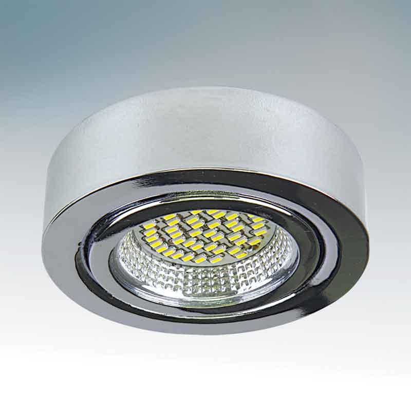 Мебельный светильник 003334 LightstarМебельные светильники<br>003334 Светильник MOBILED LED 3.5W  ХРОМ  4200K. Бренд - Lightstar. материал плафона - металл. цвет плафона - хром. тип лампы - LED. ширина/диаметр - 72. мощность - 3.5. количество ламп - 1.<br><br>популярные производители: Lightstar<br>материал плафона: металл<br>цвет плафона: хром<br>тип лампы: LED<br>ширина/диаметр: 72<br>максимальная мощность лампочки: 3.5<br>количество лампочек: 1