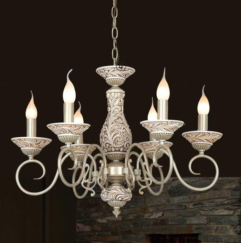 Потолочная люстра подвесная 1141-6P Favouriteподвесные<br>Люстра. Бренд - Favourite. материал плафона - стекло. цвет плафона - белый. тип цоколя - E14. тип лампы - накаливания или LED. ширина/диаметр - 620. мощность - 60. количество ламп - 6.<br><br>популярные производители: Favourite<br>материал плафона: стекло<br>цвет плафона: белый<br>тип цоколя: E14<br>тип лампы: накаливания или LED<br>ширина/диаметр: 620<br>максимальная мощность лампочки: 60<br>количество лампочек: 6