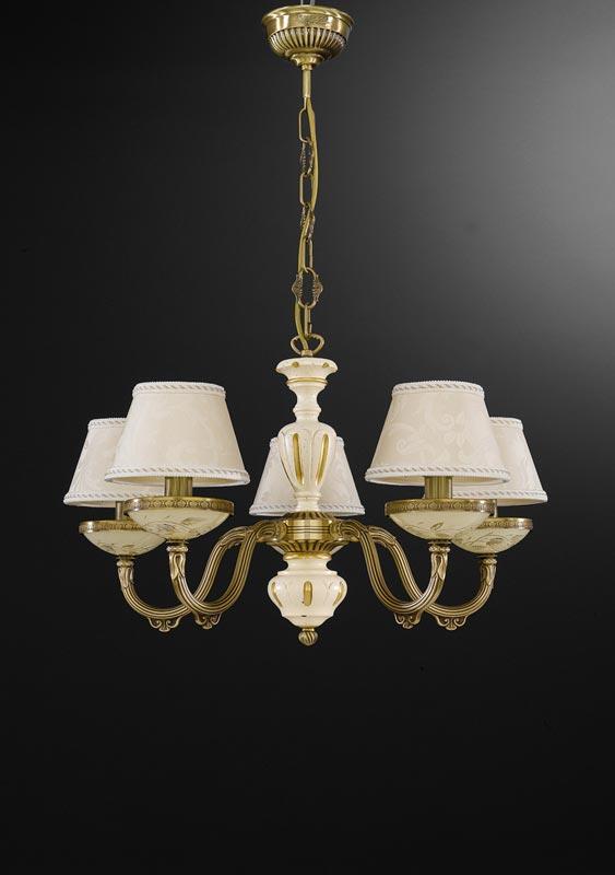 Потолочная люстра подвесная L 6618/5 Reccagni Angeloподвесные<br>L 6618/5. Бренд - Reccagni Angelo. материал плафона - ткань. цвет плафона - белый. тип цоколя - E14. тип лампы - накаливания или LED. ширина/диаметр - 640. мощность - 60. количество ламп - 5.<br><br>популярные производители: Reccagni Angelo<br>материал плафона: ткань<br>цвет плафона: белый<br>тип цоколя: E14<br>тип лампы: накаливания или LED<br>ширина/диаметр: 640<br>максимальная мощность лампочки: 60<br>количество лампочек: 5