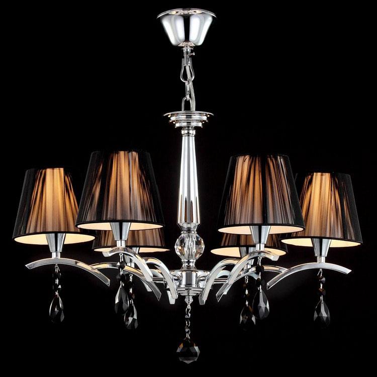 Потолочная люстра подвесная ARM901-06-N Maytoniподвесные<br>ARM901-06-N. Бренд - Maytoni. материал плафона - ткань. цвет плафона - черный. тип цоколя - E14. тип лампы - накаливания или LED. ширина/диаметр - 580. мощность - 60. количество ламп - 6.<br><br>популярные производители: Maytoni<br>материал плафона: ткань<br>цвет плафона: черный<br>тип цоколя: E14<br>тип лампы: накаливания или LED<br>ширина/диаметр: 580<br>максимальная мощность лампочки: 60<br>количество лампочек: 6