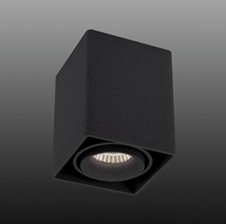 Точечный светильник FASHION ED BLACK
