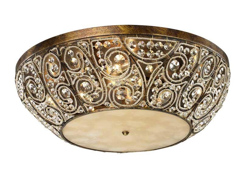 Потолочная люстра накладная 6245/8 Spanish Bronze N-Lightнакладные<br>8*40W, E14,D600*H175. Бренд - N-Light. материал плафона - хрусталь. цвет плафона - прозрачный. тип цоколя - E14. тип лампы - накаливания или LED. ширина/диаметр - 600. мощность - 40. количество ламп - 8.<br><br>популярные производители: N-Light<br>материал плафона: хрусталь<br>цвет плафона: прозрачный<br>тип цоколя: E14<br>тип лампы: накаливания или LED<br>ширина/диаметр: 600<br>максимальная мощность лампочки: 40<br>количество лампочек: 8