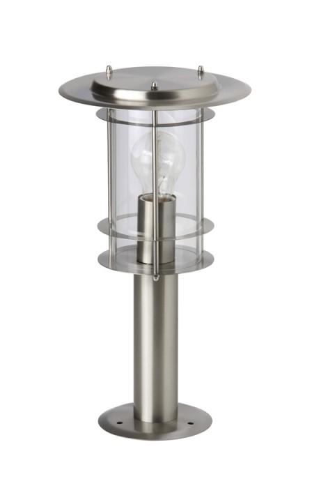 Светильник уличный 44784_82 BrilliantСадово-парковые<br>44784_82 Наземный низкий светильник York 44784_82. Бренд - Brilliant. материал плафона - пластик. цвет плафона - прозрачный. тип цоколя - E27. тип лампы - накаливания или LED. ширина/диаметр - 90. мощность - 60. количество ламп - 1.<br><br>популярные производители: Brilliant<br>материал плафона: пластик<br>цвет плафона: прозрачный<br>тип цоколя: E27<br>тип лампы: накаливания или LED<br>ширина/диаметр: 90<br>максимальная мощность лампочки: 60<br>количество лампочек: 1