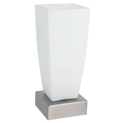 Настольная лампа 77037 PaulmannНастольные лампы<br>Светильник настольный Jenni, /опал, E 14, 1x40W. Бренд - Paulmann. материал плафона - стекло. цвет плафона - белый. тип цоколя - E14. тип лампы - накаливания или LED. ширина/диаметр - 100. мощность - 40. количество ламп - 1.<br><br>популярные производители: Paulmann<br>материал плафона: стекло<br>цвет плафона: белый<br>тип цоколя: E14<br>тип лампы: накаливания или LED<br>ширина/диаметр: 100<br>максимальная мощность лампочки: 40<br>количество лампочек: 1