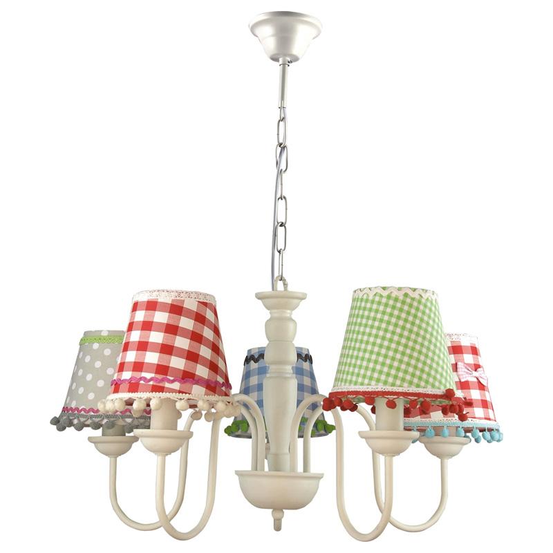 детская люстра A5165LM-5WH ARTE Lamp от Дивайн Лайт