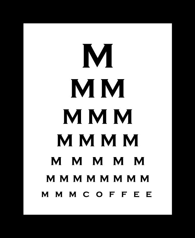 Постер Ммм coffee DG-HOME от Дивайн Лайт