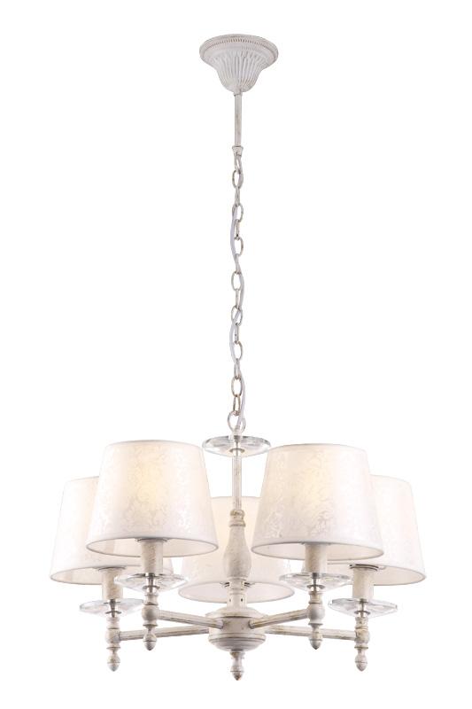 Потолочная люстра подвесная A9566LM-5WG ARTE Lampподвесные<br>A9566LM-5WG. Бренд - ARTE Lamp. материал плафона - ткань. цвет плафона - белый. тип цоколя - E14. тип лампы - накаливания или LED. ширина/диаметр - 560. мощность - 40. количество ламп - 5.<br><br>популярные производители: ARTE Lamp<br>материал плафона: ткань<br>цвет плафона: белый<br>тип цоколя: E14<br>тип лампы: накаливания или LED<br>ширина/диаметр: 560<br>максимальная мощность лампочки: 40<br>количество лампочек: 5