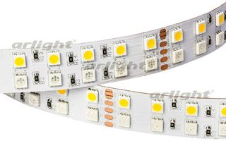 Лента RT 2-5000 24V RGB-White 2x2 (5060, 720 LED) Arlight от Дивайн Лайт