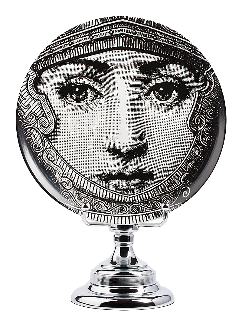 Декоративная тарелка на подставке Пьеро Форназетти Preso DG-HOME от Дивайн Лайт