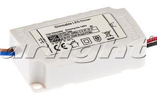 Блок питания ARJ-KE25320-DIM (8W, 320mA, PFC, Triac) Arlight от Дивайн Лайт