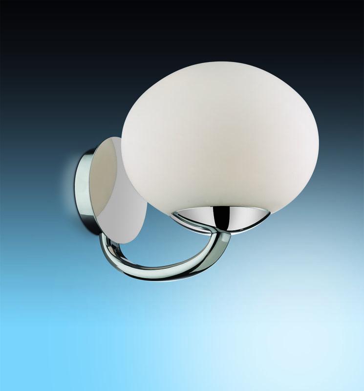 Бра 2044/1W Odeon LightНастенные и бра<br>2044/1W ODL11 309 хром Бра  E14 40W 220V ROLET. Бренд - Odeon Light. материал плафона - стекло. цвет плафона - белый. тип цоколя - E14. тип лампы - галогеновая или LED. ширина/диаметр - 240. мощность - 40. количество ламп - 1.<br><br>популярные производители: Odeon Light<br>материал плафона: стекло<br>цвет плафона: белый<br>тип цоколя: E14<br>тип лампы: галогеновая или LED<br>ширина/диаметр: 240<br>максимальная мощность лампочки: 40<br>количество лампочек: 1