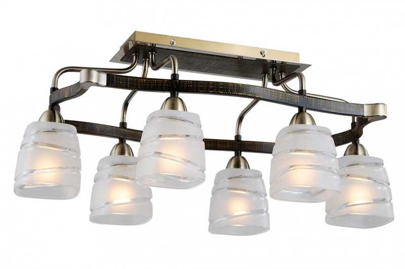 Потолочная люстра накладная CL150161 Citiluxнакладные<br>CL150161 Потолочная люстра Каппа CL150161. Бренд - Citilux. материал плафона - стекло. цвет плафона - белый. тип цоколя - E14. тип лампы - накаливания или LED. ширина/диаметр - 400. мощность - 60. количество ламп - 6.<br><br>популярные производители: Citilux<br>материал плафона: стекло<br>цвет плафона: белый<br>тип цоколя: E14<br>тип лампы: накаливания или LED<br>ширина/диаметр: 400<br>максимальная мощность лампочки: 60<br>количество лампочек: 6