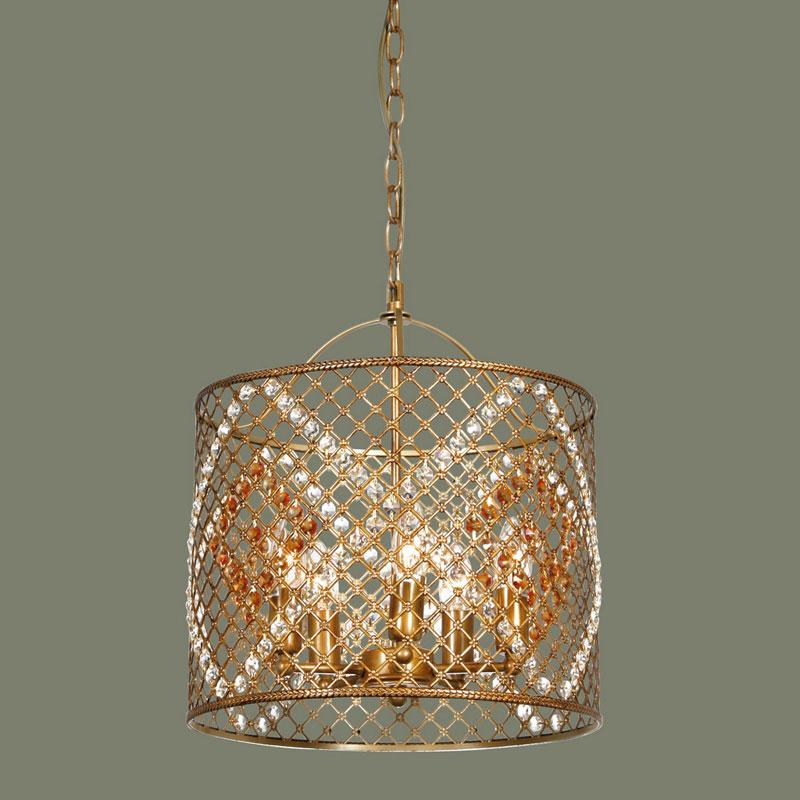 Подвесной  потолочный светильник 1026-5P от Дивайн Лайт