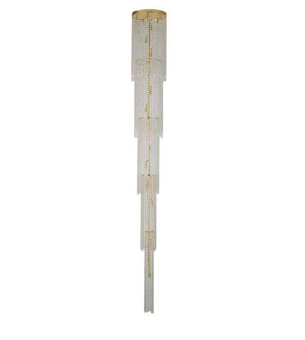 Donolux Потолочная люстра накладная C110231/20gold