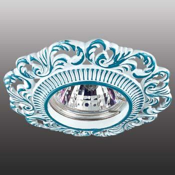 Точечный светильник 370029  Novotechвстраиваемые<br>370029 NT15 122 белый/голубой Встраиваемый  IP20 GX5.3 50W 12V VINTAGE. Бренд - Novotech. материал плафона - металл. цвет плафона - голубой. тип цоколя - GX5.3. тип лампы - галогеновая или LED. ширина/диаметр - 110. мощность - 50. количество ламп - 1.<br><br>популярные производители: Novotech<br>материал плафона: металл<br>цвет плафона: голубой<br>тип цоколя: GX5.3<br>тип лампы: галогеновая или LED<br>ширина/диаметр: 110<br>максимальная мощность лампочки: 50<br>количество лампочек: 1