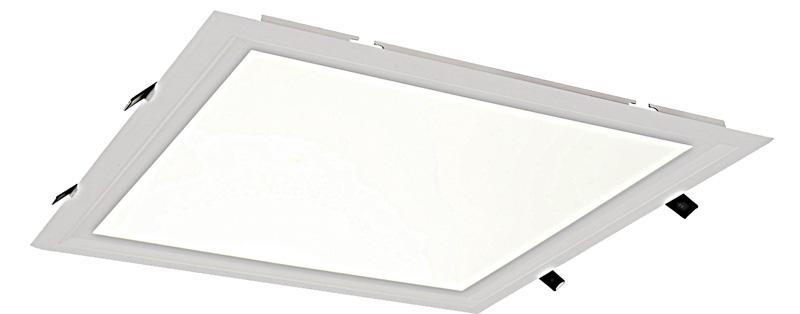 Потолочный светильник 1525-48C Favouriteвстраиваемые<br>врезной, Voltage: AC 85-265V, CCT:4000-4200K, IP21                       . Бренд - Favourite. материал плафона - пластик. цвет плафона - белый. тип лампы - LED. ширина/диаметр - 600. мощность - 48.<br><br>популярные производители: Favourite<br>материал плафона: пластик<br>цвет плафона: белый<br>тип лампы: LED<br>ширина/диаметр: 600<br>максимальная мощность лампочки: 48