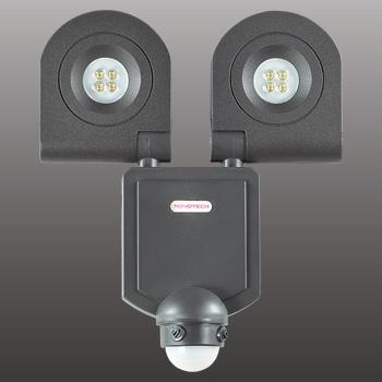Уличный прожектор 357221  NovotechПрожекторы<br>357221 NT15 022 чёрный Настенный с ИК датчиком движения IP44  8LED 2*10W 220V TITAN. Бренд - Novotech. тип лампы - LED. ширина/диаметр - 80. мощность - 10. количество ламп - 8.<br><br>популярные производители: Novotech<br>тип лампы: LED<br>ширина/диаметр: 80<br>максимальная мощность лампочки: 10<br>количество лампочек: 8