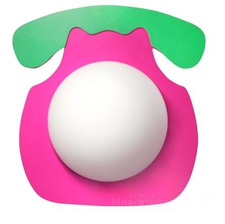 детское бра W110041/1 Donoluxбра<br>Donolux BABY настенный светильник, телефон, матовое стекло, шир 27см, выс 23,5см, 1хЕ14 40W, арматур. Бренд - Donolux. материал плафона - стекло. цвет плафона - белый. тип цоколя - E14. тип лампы - накаливания или LED. ширина/диаметр - 270. мощность - 40. количество ламп - 1.<br><br>популярные производители: Donolux<br>материал плафона: стекло<br>цвет плафона: белый<br>тип цоколя: E14<br>тип лампы: накаливания или LED<br>ширина/диаметр: 270<br>максимальная мощность лампочки: 40<br>количество лампочек: 1