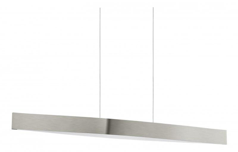 Подвесной  потолочный светильник 93908 EGLOподвесные<br>Светодиодный подвес FORNES, 4X6W (4X12 LED) (LED), сталь/никель. Бренд - EGLO. материал плафона - металл. цвет плафона - серый. тип лампы - LED. ширина/диаметр - 85. мощность - 24.<br><br>популярные производители: EGLO<br>материал плафона: металл<br>цвет плафона: серый<br>тип лампы: LED<br>ширина/диаметр: 85<br>максимальная мощность лампочки: 24