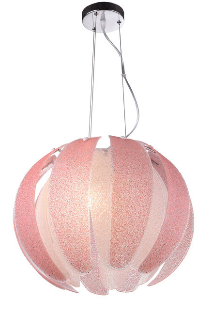 Подвесной  потолочный светильник 248/1-Roseподвесные<br>Подвесной. Бренд - IDLamp. тип лампы - накаливания или LED. количество ламп - 5. тип цоколя - E27. мощность лампы - 60. цвет арматуры - хром. цвет плафона - розовый. материал арматуры - металл. материал плафона - стекло. высота - 1400. ширина/диаметр - 450. степень защиты ip - 20. форма - круг. стиль - модерн. страна происхождения - Италия. напряжение - 220.<br><br>Бренд: IDLamp<br>тип лампы: накаливания или LED<br>количество ламп: 5<br>тип цоколя: E27<br>мощность лампы: 60<br>цвет арматуры: хром<br>цвет плафона: розовый<br>материал арматуры: металл<br>материал плафона: стекло<br>высота: 1400<br>ширина/диаметр: 450<br>степень защиты ip: 20<br>форма: круг<br>стиль: модерн<br>страна происхождения: Италия<br>напряжение: 220