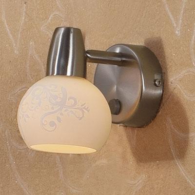 Бра CL520511 CitiluxНастенные и бра<br>CL520511 Бра Соната CL520511. Бренд - Citilux. материал плафона - стекло. цвет плафона - белый. тип цоколя - E14. тип лампы - накаливания или LED. ширина/диаметр - 80. мощность - 60. количество ламп - 1.<br><br>популярные производители: Citilux<br>материал плафона: стекло<br>цвет плафона: белый<br>тип цоколя: E14<br>тип лампы: накаливания или LED<br>ширина/диаметр: 80<br>максимальная мощность лампочки: 60<br>количество лампочек: 1