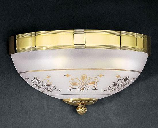 Бра A 6112/2Настенные и бра<br>A 6112/2. Бренд - Reccagni Angelo. тип лампы - накаливания или LED. количество ламп - 2. тип цоколя - E27. мощность лампы - 60. цвет арматуры - золотой. цвет плафона - белый. материал арматуры - латунь. материал плафона - стекло. высота - 150. ширина/диаметр - 300. длина - 160. форма - полукруг. стиль - классический. страна происхождения - Италия. напряжение - 220.<br><br>Бренд: Reccagni Angelo<br>тип лампы: накаливания или LED<br>количество ламп: 2<br>тип цоколя: E27<br>мощность лампы: 60<br>цвет арматуры: золотой<br>цвет плафона: белый<br>материал арматуры: латунь<br>материал плафона: стекло<br>высота: 150<br>ширина/диаметр: 300<br>длина: 160<br>форма: полукруг<br>стиль: классический<br>страна происхождения: Италия<br>напряжение: 220
