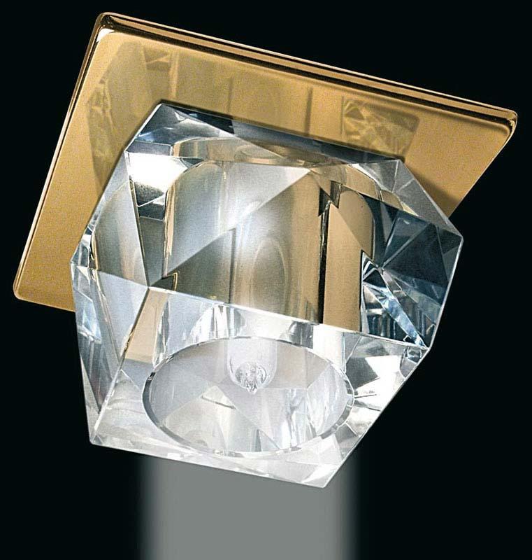 Точечный светильник 1518ORвстраиваемые<br>Светильник декоративный. Бренд - Gumarcris. тип лампы - галогеновая или LED. количество ламп - 1. тип цоколя - G9. мощность лампы - 60. цвет арматуры - золотой. цвет плафона - прозрачный. материал арматуры - металл. материал плафона - стекло. высота - 55. ширина/диаметр - 90. степень защиты ip - 20. форма - квадрат. стиль - модерн. страна происхождения - Испания. монтажное отверстие - 75. коллекция - 1510. напряжение - 220.<br><br>Бренд: Gumarcris<br>тип лампы: галогеновая или LED<br>количество ламп: 1<br>тип цоколя: G9<br>мощность лампы: 60<br>цвет арматуры: золотой<br>цвет плафона: прозрачный<br>материал арматуры: металл<br>материал плафона: стекло<br>высота: 55<br>ширина/диаметр: 90<br>степень защиты ip: 20<br>форма: квадрат<br>стиль: модерн<br>страна происхождения: Испания<br>монтажное отверстие: 75<br>коллекция: 1510<br>напряжение: 220