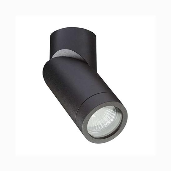 Точечный светильник Arm 555.03 SDM Luceнакладные<br>Светильник настенно потолочный  IP54  размеры:5,5 x16 <br>лампа: GU10 220V  1 x 35W   GU10 220V LED  1 x 6W  цвет: чёрный  . Бренд - SDM Luce. материал плафона - алюминий. цвет плафона - черный. тип цоколя - GU10. тип лампы - галогеновая или LED. ширина/диаметр - 55. мощность - 35. количество ламп - 1.<br><br>популярные производители: SDM Luce<br>материал плафона: алюминий<br>цвет плафона: черный<br>тип цоколя: GU10<br>тип лампы: галогеновая или LED<br>ширина/диаметр: 55<br>максимальная мощность лампочки: 35<br>количество лампочек: 1