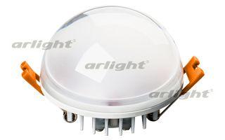 Точечный светильник 020213 Arlightвстраиваемые<br>Встраиваемый светильник полусфера, 5Вт, корпус белый алюминий + глянцевый акрил. Цвет ДНЕВНОЙ БЕЛЫЙ 4000K, св.поток 400лм, CRI(Ra)&gt;80, угол 120°. Размер Ф80*65мм, установка в отверстие Ф65мм. Питание AC 110-240V, 5Вт, драйвер в комплекте (DC300mA, 12-20V).... Бренд - Arlight. материал плафона - пластик. цвет плафона - белый. тип лампы - LED. ширина/диаметр - 80. мощность - 5. количество ламп - 1.<br><br>популярные производители: Arlight<br>материал плафона: пластик<br>цвет плафона: белый<br>тип лампы: LED<br>ширина/диаметр: 80<br>максимальная мощность лампочки: 5<br>количество лампочек: 1